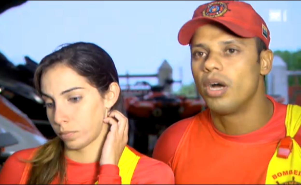 Sobrasa – Sociedade Brasileira de Salvamento Aquatico » Intercambio de Guarda-vidas Brasil (GMar – CBMERJ) e Suiça - GV_suica