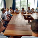 CBMPR inicia treinamento de Guarda-Vidas Civis
